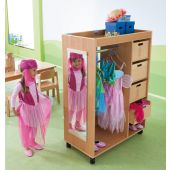 Role Play Wardrobe by HABA