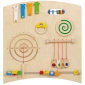 Learning Wall-Curve A by HABA