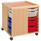 Children's Building and Construction Table by HABA