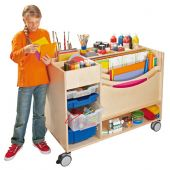 Arts & Crafts Cart by HABA