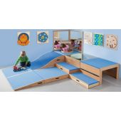 Carpeted Platform 10 by HABA, 846498