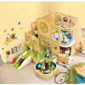 Castle Children's Gemino+  Play Loft by HABA