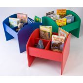 Kinderbox Book & Media Browser Bin by Gressco