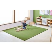 Dura Carpet by HABA, 78 3/4 x 78 3/4 Kiwi Green, 099843