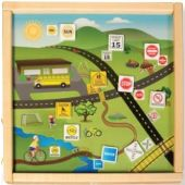 Children's Furniture Company® Language Magnetic Wall Activity