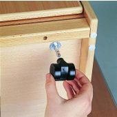 Forminant 4 Non-Locking Casters by HABA