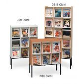 MAR-LINE® Omni DS Periodical Display - Small by Gressco, DS6*