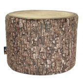 MeroWings® Mini Tree Trunk Stool