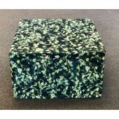 MeroWings® Hornbeam Square Pouf