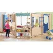 Partition Panel Assembly Shop by HABA