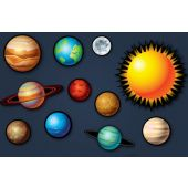 Solar System Sound Panel Set by Audimute®
