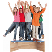 Large Play-Trapeze Bench by HABA