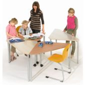 90° Triangle Trivio Tables by HABA, 77673* - 77677*