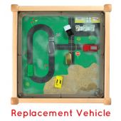 Children's Furniture Company® Replacement Vehicles for Car/Truck Magnetic Sand Table