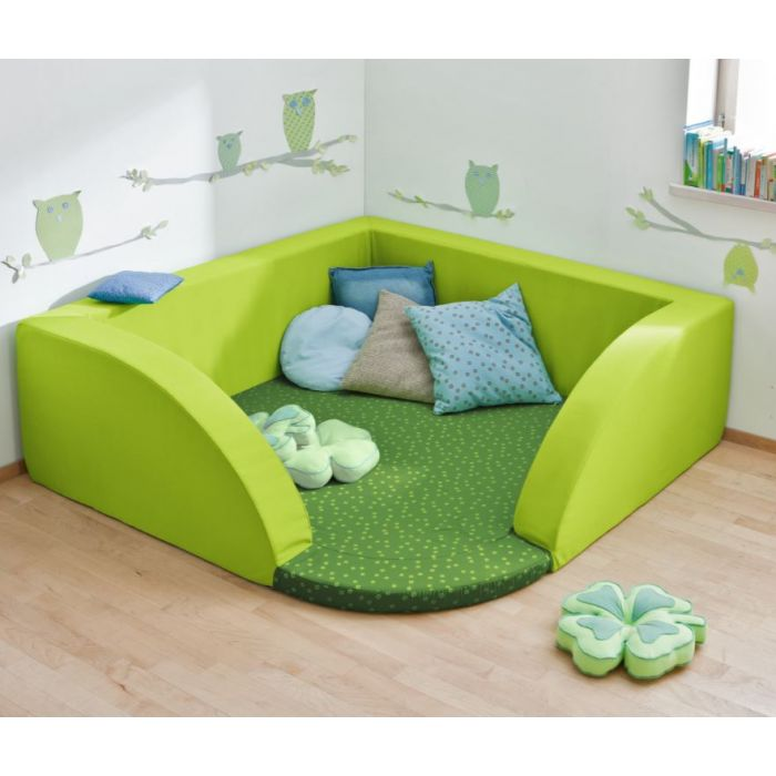 Cozy Corner Cubby in Synthetic Leather by HABA, 023334*