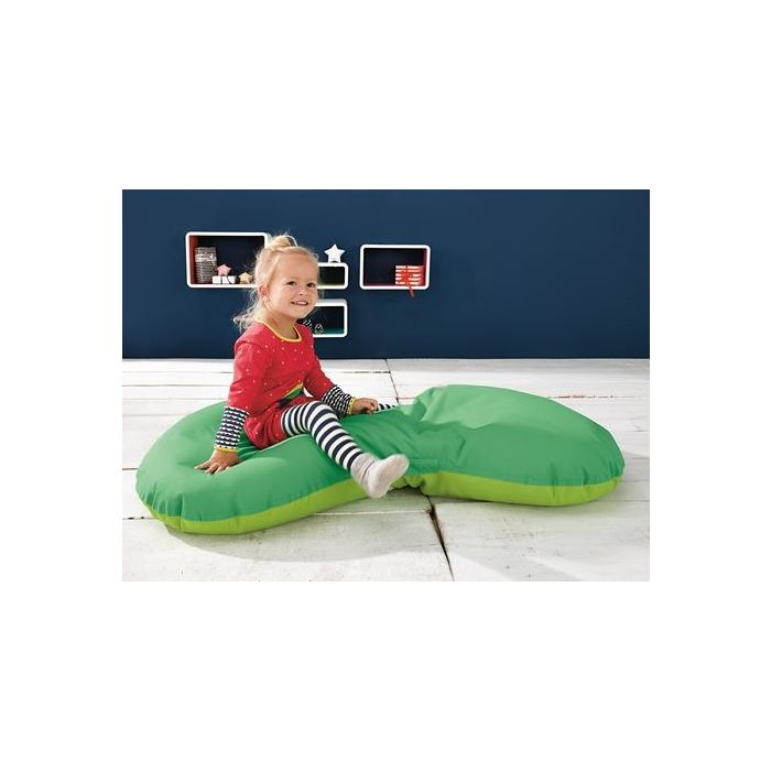 Double Bubble Bean Bag, Green, 024864