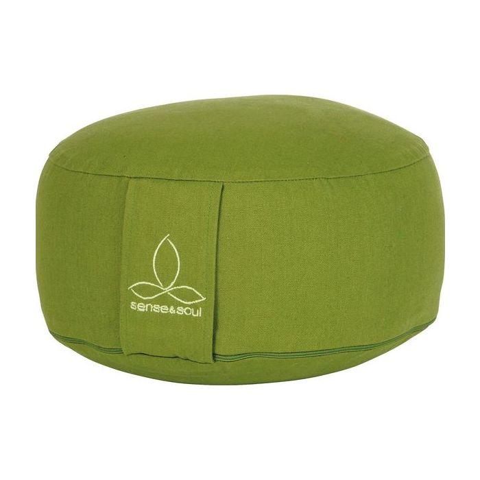 Rondo Seating and Meditation Cushion by HABA, Small Green, 031740