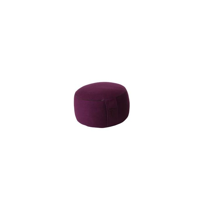 Rondo Seating and Meditation Cushion by HABA, Large Bordeaux, 031741