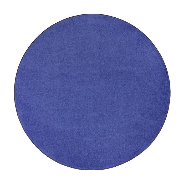 Soft Ocean Blue Carpet by HABA, 78 3/4