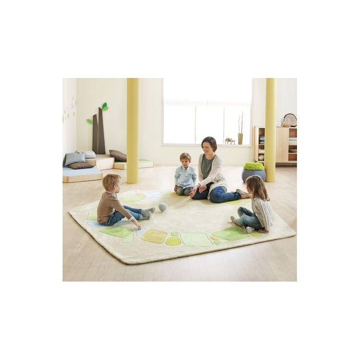 Grow.upp Seating Circle Carpet by HABA, 053197