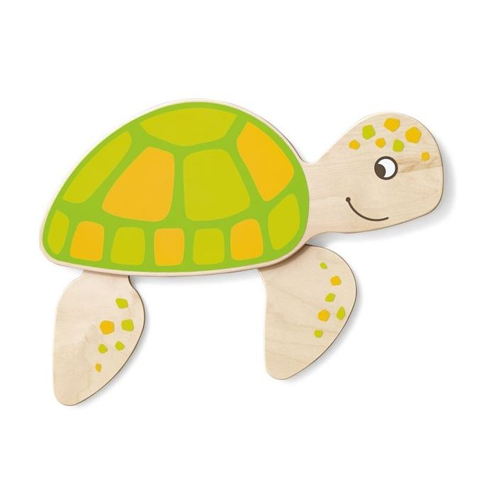 Turtle Wall Decor by HABA, 053962