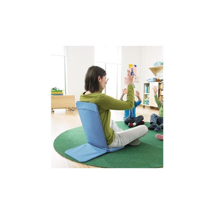 HABA Blue Floor Chair