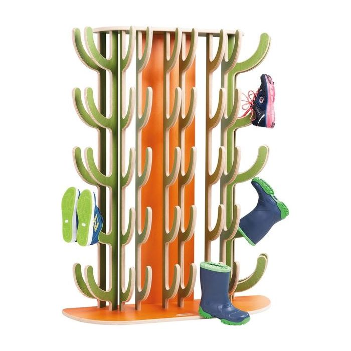 Cactus Style Wall Boot Mount by HABA, 068597