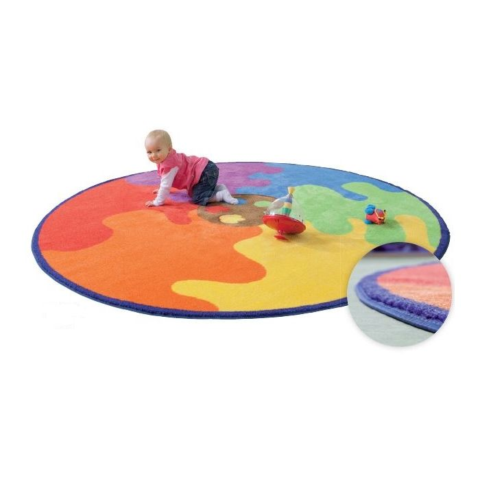 Colors Carpet by HABA, 78 3/4