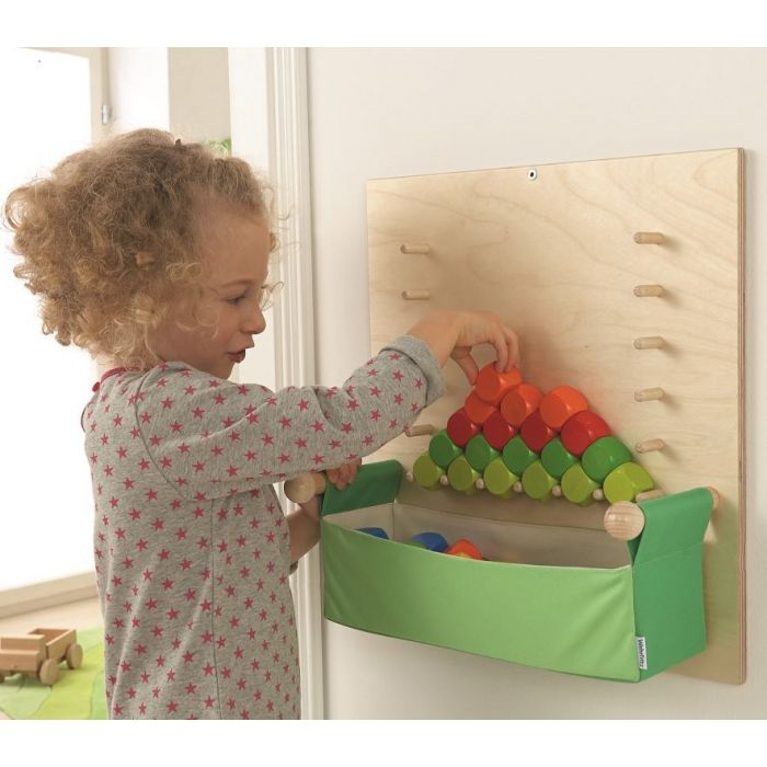 Dice Sensory Wall Activity Panel by HABA, 096304