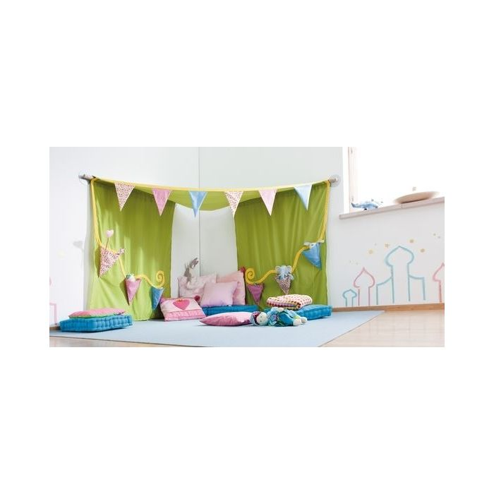 Corner Flag Canopy by HABA
