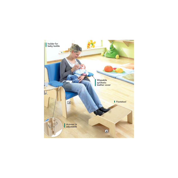 HABA Baby Feeding Chair