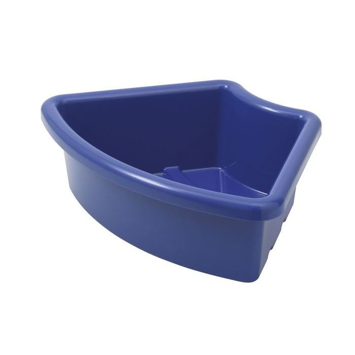 Quarter-Circle Material Box by HABA
