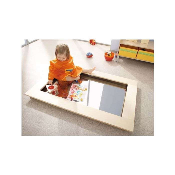 Mirror Floor Easel by HABA