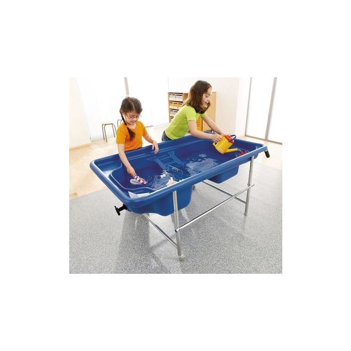 Sand/Water Tub Activity Table by HABA