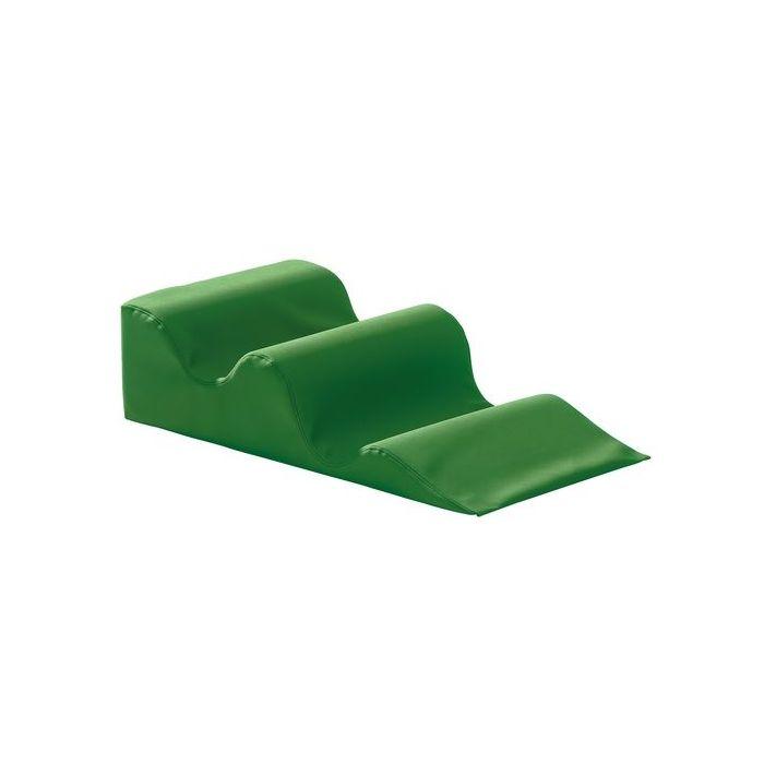 Foam Platform Ramp w/Double Wave Block by HABA - 8