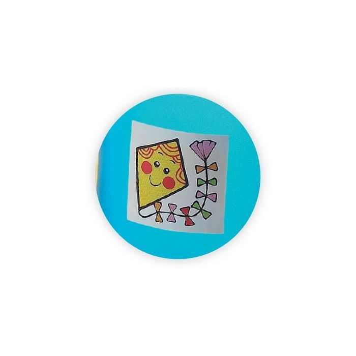 90-Pack of Identification Stickers by HABA