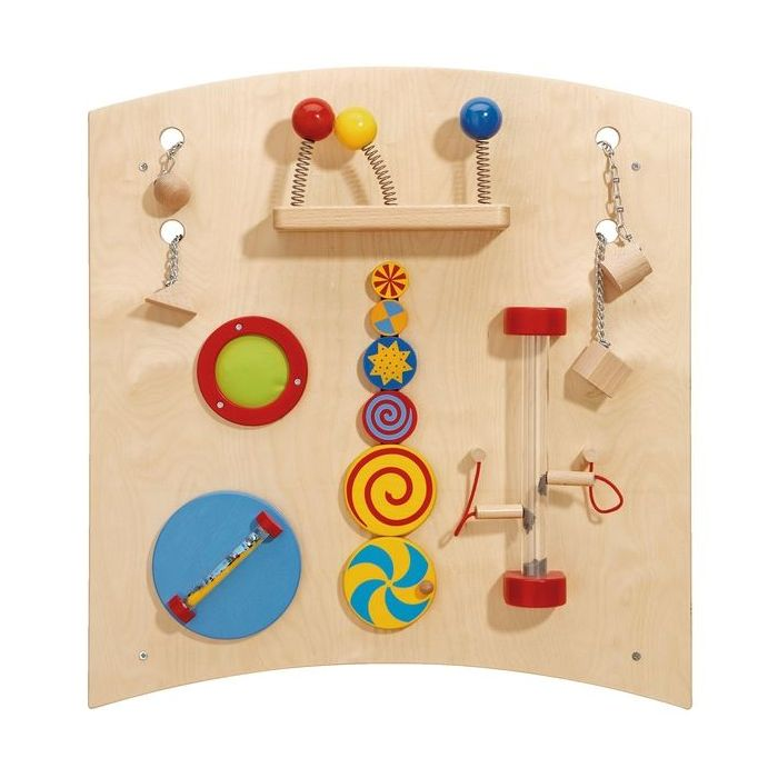 Learning & Sensory Wall by HABA
