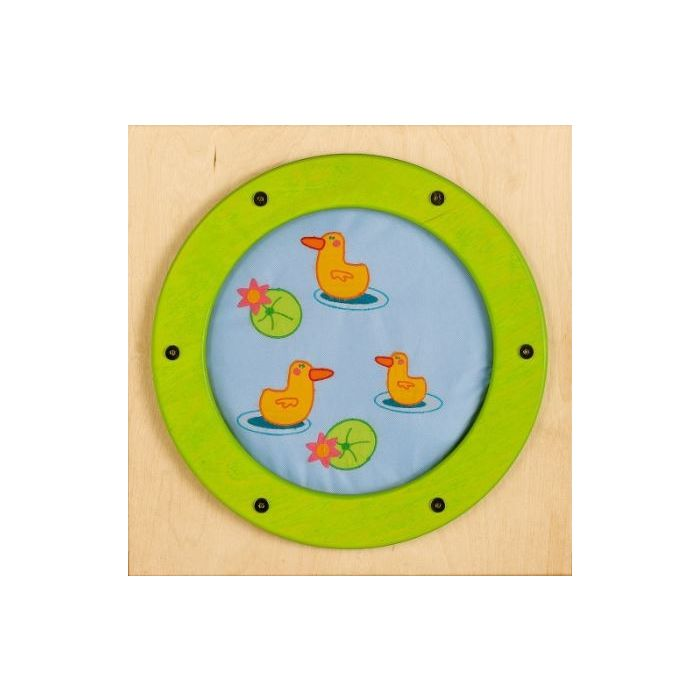 Squeaky Ducks Sensory Wall Activity Panel by HABA
