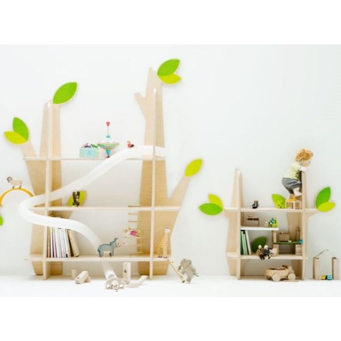 Grow.upp Children's Wall Shelf by HABA