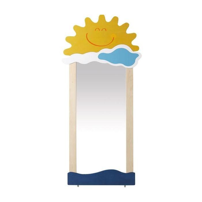 Sun/Ocean Children's Safety Mirror by HABA