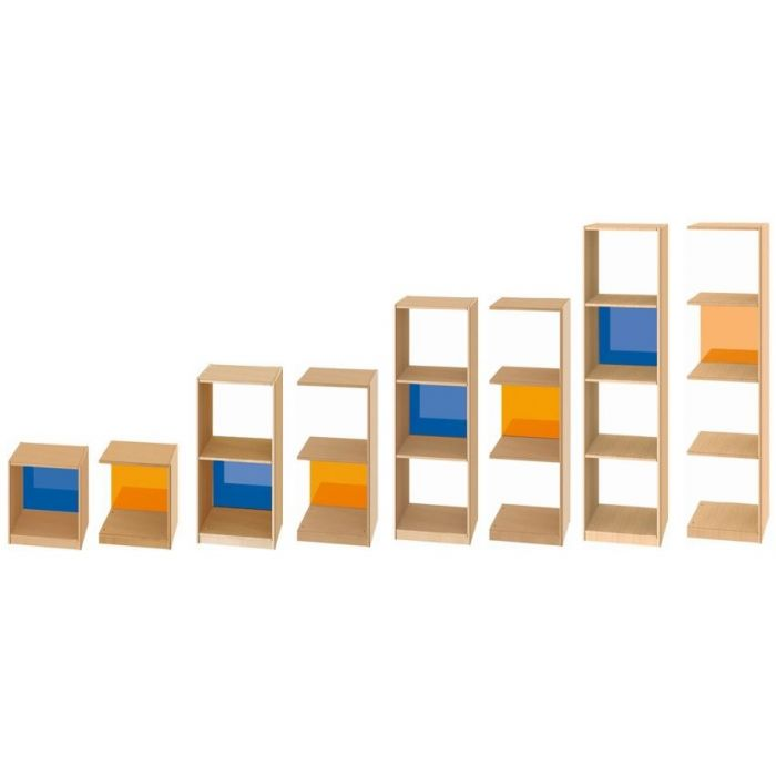 Rudolfo Individual Shelving Components by HABA