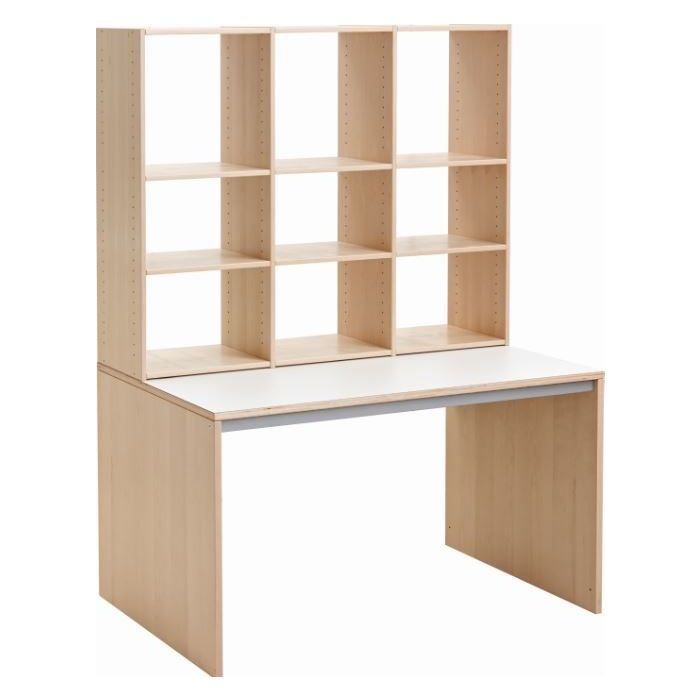Rudolfo Shelf with Desk by HABA