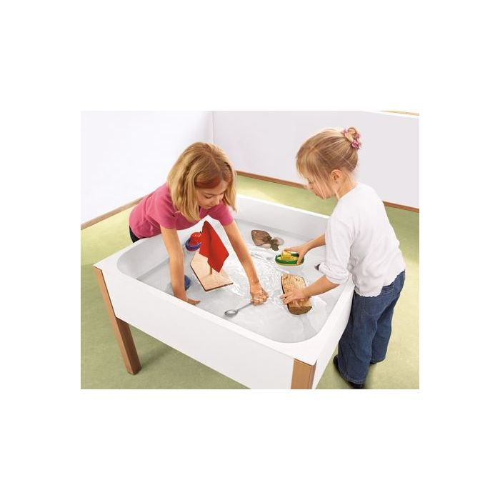 Replacement Tub for Table with Drain by HABA