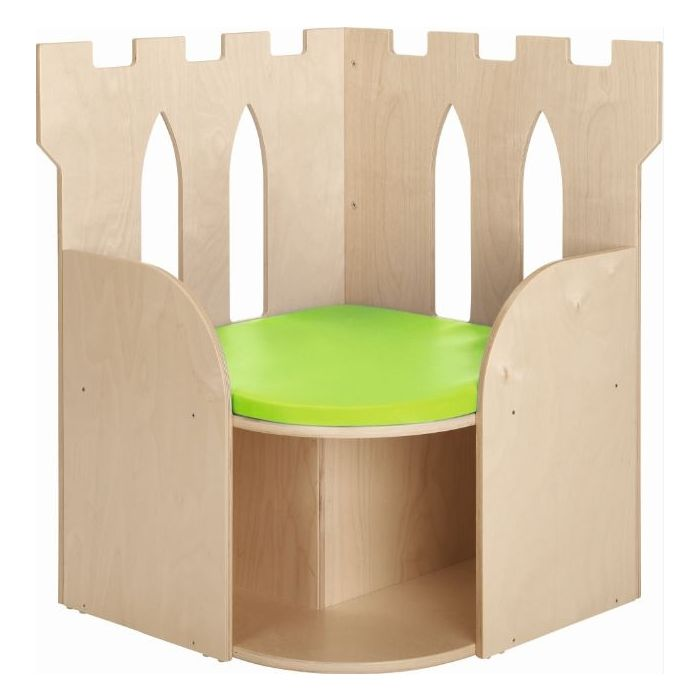Complete Book Castle Reading Area by HABA