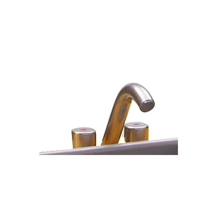 Gray Replacement Faucet by HABA, 128101