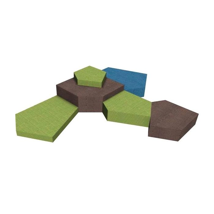 Grow.upp Soft Foam Platform Combination Preschool 11
