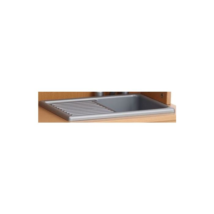 Gray Replacement Sink by HABA, 128845