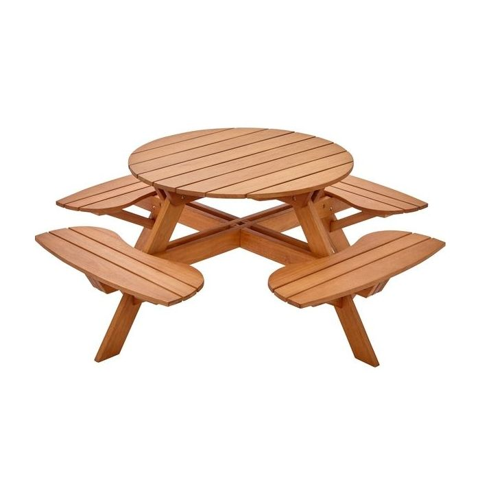 Ronja Table and Benches Set by HABA