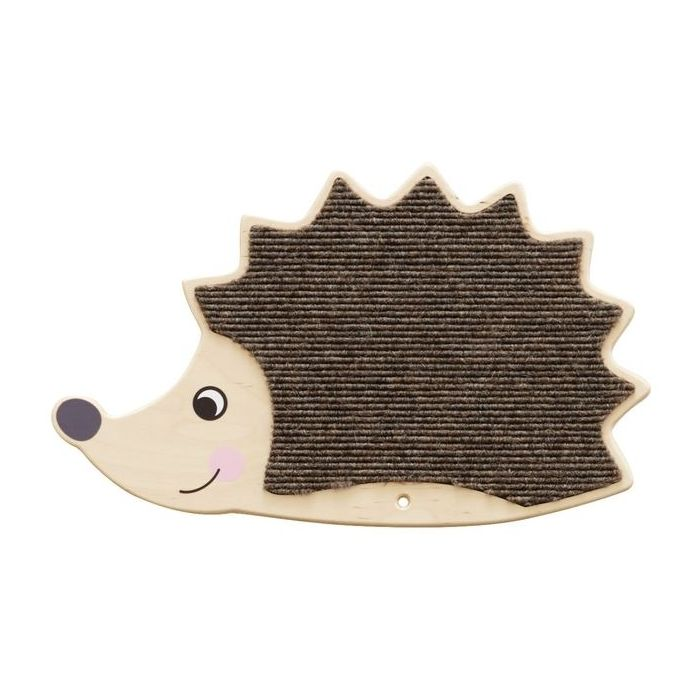 Hedgehog Sensory Wooden Play Wall Decoration by HABA