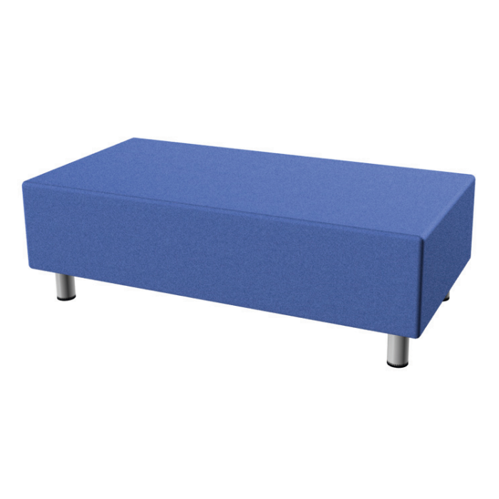 Relax Small Rectangular Sofa by HABA